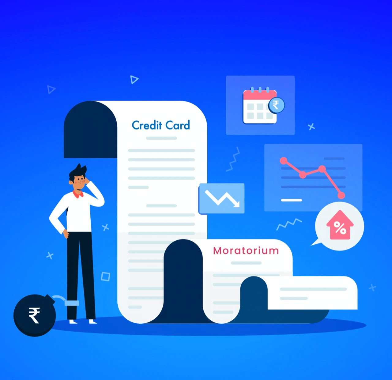 क्रेडिट-कार्ड-मौरेटोरियम