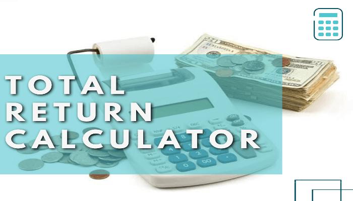 Total Return Calculator