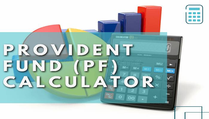 Provident Fund (PF) Calculator