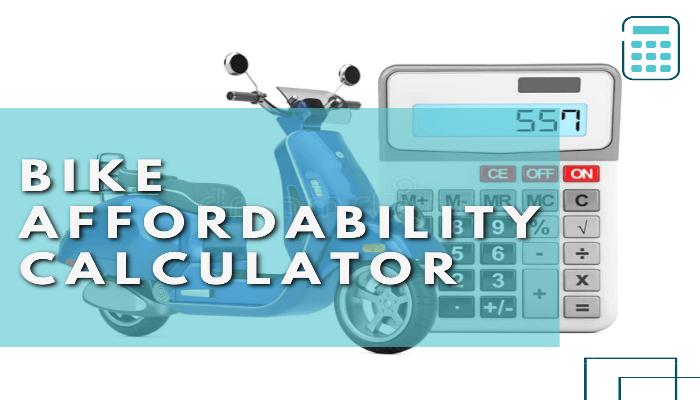 Bike Loan Affordability Calculator