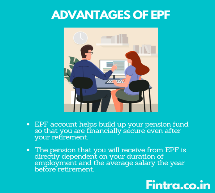 Advantages of EPF