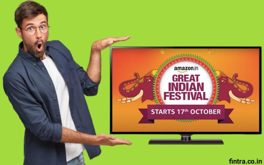 अमेज़न ग्रेट इंडियन फेस्टिवल 2020 के लिए बेस्ट ऑफर्स