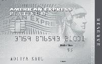 American Express® Platinum Reserve