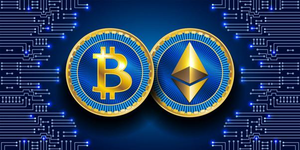 Bitcoin and Ethereum similarities