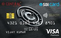 सेंट्रल एसबीआई सेलेक्ट+ क्रेडिट कार्ड