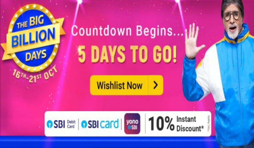 Countdown begins for  Flipkart Sale