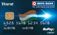 HDFC Bharat Credit Card