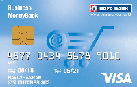 HDFC Business MoneyBack Credit Card