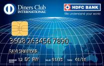 HDFC Diners Club Rewardz Credit Card