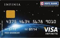 HDFC Infinia Credit Card