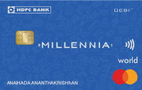 HDFC Millennia Credit Card