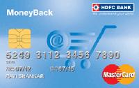 HDFC Moneyback Credit Card