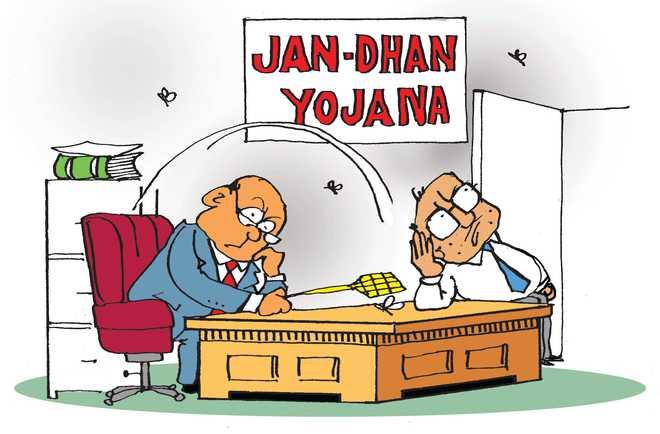 how to open pradhan mantri jan-dhan yojana account