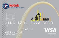 Kotak Corporate Gold Card