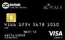 Kotak NRI Royale Signature Credit Card