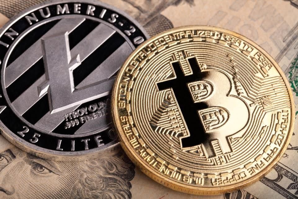 litecoin silver to bitcoin gold