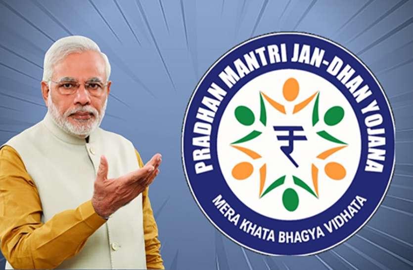 Pradhan Mantri Jan-Dhan Yojana (PMJDY)
