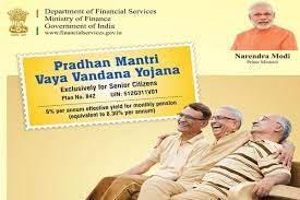 Pradhan Mantri Vaya Vandana Yojana (PMVVY)