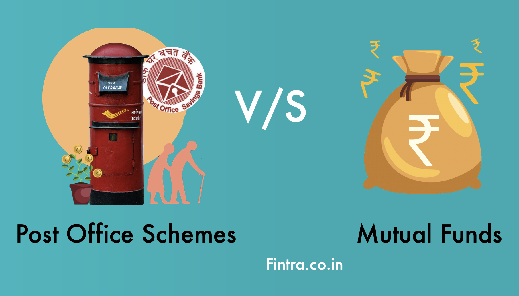 Post Office VS Mutual Funds