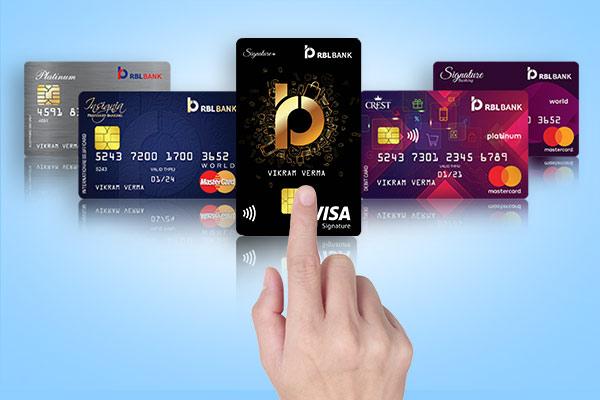 आरबीएल बैंक क्रेडिट कार्ड वीज़ा भुगतान नेटवर्क पर लाइव होने लगते हैं