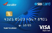 SBI Air India Signature Credit Card