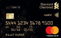 Standard Chartered Ultimate Card