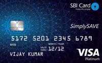 सिम्पलीसेव एसबीआई कार्ड