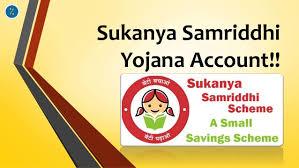 Sukanya Samriddhi Yojna - Beti Bachao Beti Padhao