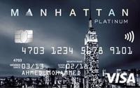 Standard Chartered Manhattan Platinum Credit Card