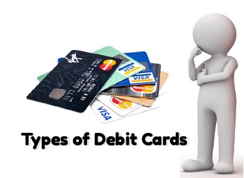 types debit cards India