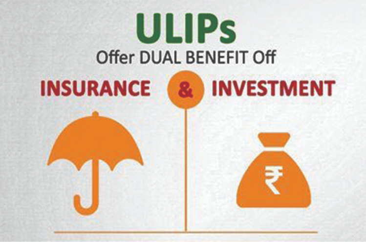 ulips provide dual benefits